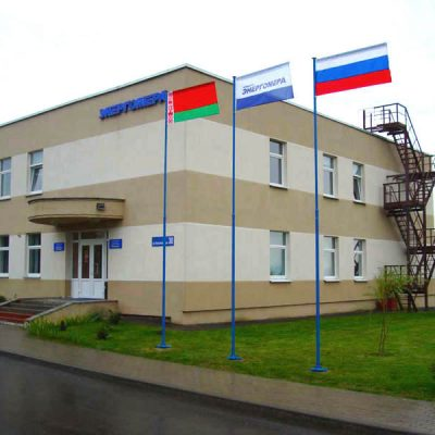 Печать корпоративных флагов